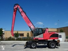Escavadora de grifa manutenção Solmec EXP 5030 EXP 5030