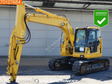 Komatsu PC138 US-10 All functions - rubber pads