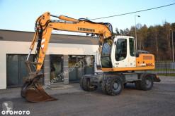 Excavadora excavadora de ruedas Liebherr 900