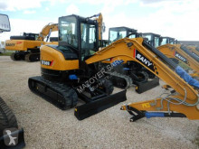 Sany SY50 U used mini excavator