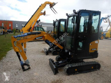 Sany SY16 C used mini excavator