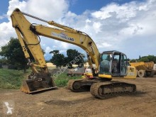 New Holland E 265 used track excavator