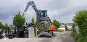 Atlas 180 MH MH 180 Umschlagbagger Hochfahrbare Kabine used wheel excavator