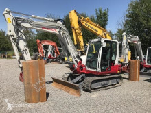 Takeuchi TB 290 C used mini excavator