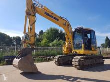 Komatsu PC138US-10 used track excavator