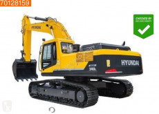 Excavadora Hyundai R340 L NEW UNUSED - Coming end Oct excavadora de cadenas usada