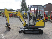 Wacker Neuson ET18 Edition C mini-excavator second-hand