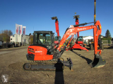 Kubota KX 057-4 tweedehands mini-graafmachine