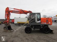 excavadora excavadora de ruedas Hitachi