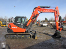 Kubota KX 080-4 Verstellausleger mini-excavator second-hand