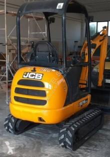 JCB 8018CTS 8018 cts mini escavatore usato