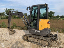 Volvo ECR25D mini-excavator second-hand