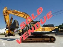 Hyundai R380 LC 9 ROBEX 380LC-9A bandgående skovel begagnad