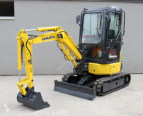 Komatsu pc20mr-2 mini pelle occasion