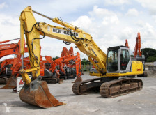 Excavator New Holland e305b second-hand