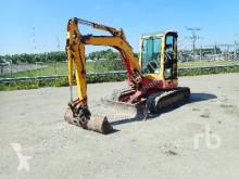excavadora miniexcavadora Yanmar