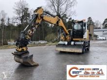 excavadora excavadora de ruedas Liebherr