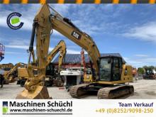 Excavadora Caterpillar 320 Neuestes Modell Neuwertig! CE + EPA 3D GPS, V excavadora de cadenas usada