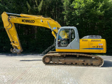 Kobelco New Holland E 215 B excavator pe şenile second-hand