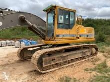 Volvo EC280 EC 280 used track excavator