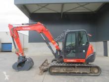 excavadora Kubota KX 080-4