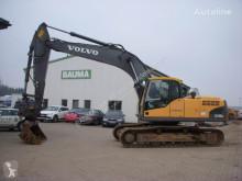 Volvo EC 240 C NL (12000133) MIETE RENTAL escavadora de lagartas usada