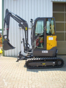 Volvo ECR 25 D MIETE RENTAL mini-excavator second-hand