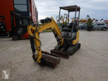 Yanmar VIO 17 used mini excavator