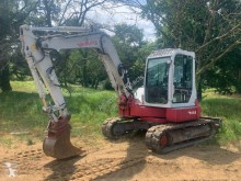 Takeuchi TB 180 FR TB 180FR mini-excavator second-hand
