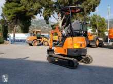 Hitachi ZX19U-5 mini-excavator second-hand