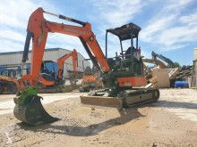 Hitachi ZX26U-6 mini pelle occasion