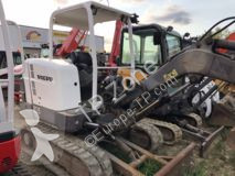 Volvo EC25 mini-excavator second-hand