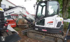 Bobcat excavator used