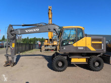 Volvo EW160E excavator pe roti second-hand