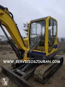 Neuson mini excavator