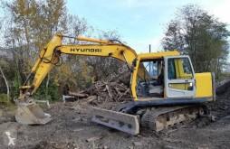 Excavadora Hyundai R110 7 A R110-7A 12T excavadora de cadenas usada