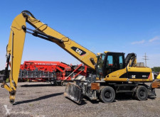جرافة جرافة مناولة Caterpillar CAT M 322 D MH