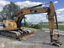 Excavadora Caterpillar 314D LCR excavadora de cadenas usada