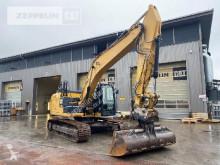 Caterpillar 323EL pásová lopata použitý