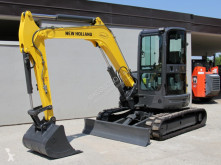 New Holland e50.2c used mini excavator