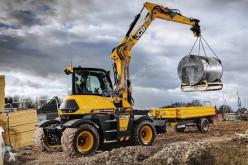 Escavadora escavadora de rodas JCB HydraDig 110W