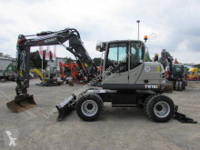 Terex TW 110 Schaeff () Vollausstattung! escavatore gommato usato