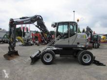 Excavadora Terex TW 110 Schaeff () Vollausstattung! excavadora de ruedas usada