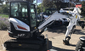 Bobcat E27 tweedehands mini-graafmachine