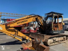 Hyundai R145 LCR 9 excavadora de cadenas usada