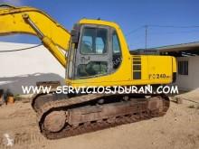 excavadora Komatsu PC240 NLC-6K