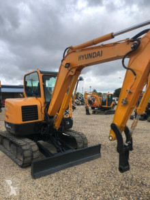 Hyundai ROBEX 60 CR-9 mini-excavator second-hand