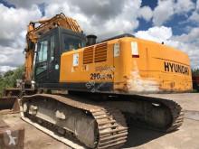 Escavadora Hyundai ROBEX 290LC-7A escavadora de lagartas usada