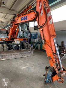 excavadora Fiat Kobelco E145W