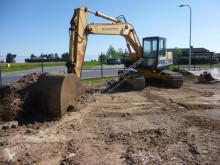 excavadora excavadora de cadenas usada